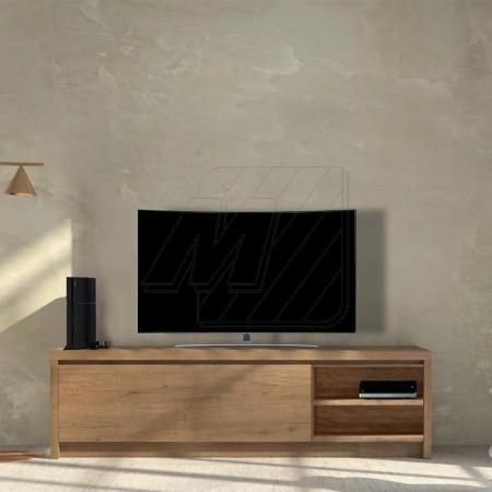 Meuble tv moderne couleur erable - Meuble tv couleur ...