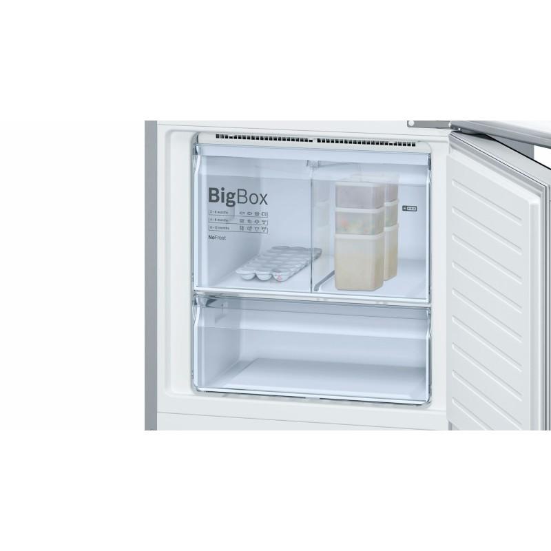 refrigerateur combine bosch noir. Black Bedroom Furniture Sets. Home Design Ideas